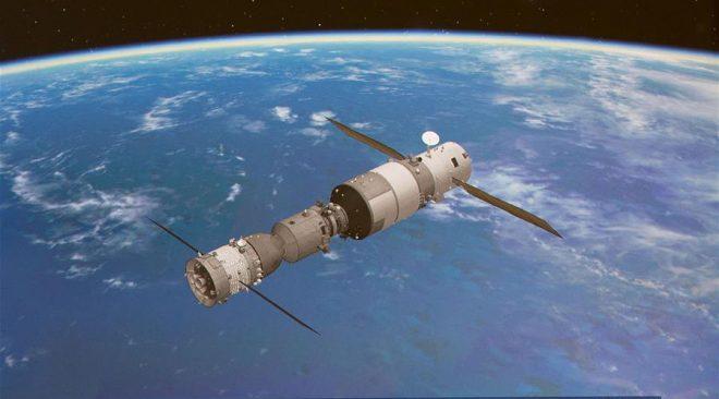 中国が進める独自の宇宙ステーション
